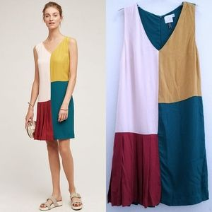 HD In Paris Jules Color Block Shift Dress